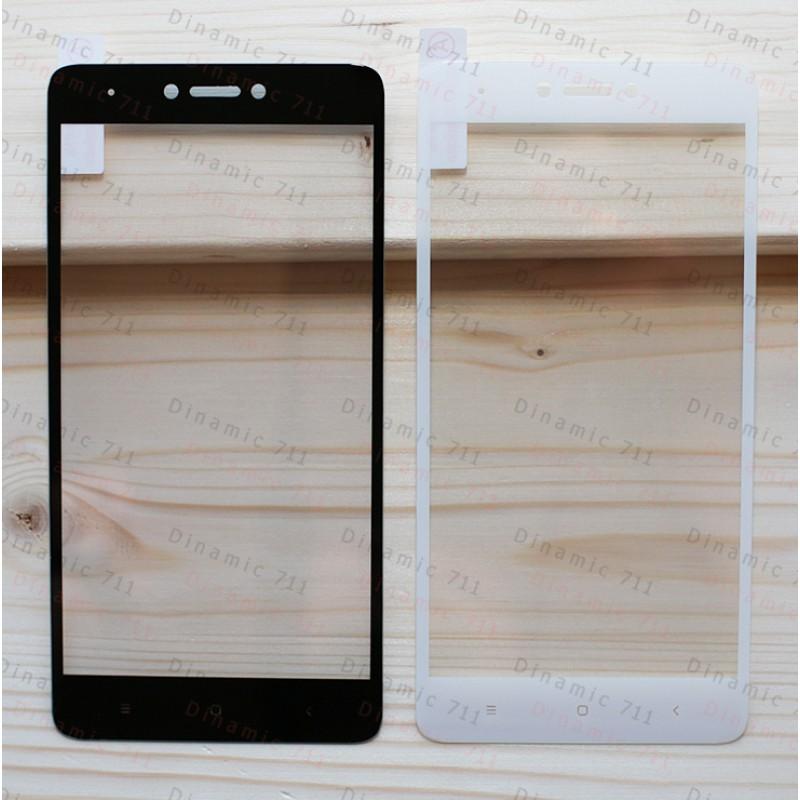 Оригинальное защитное стекло для смартфона Xiaomi Redmi Note 4X