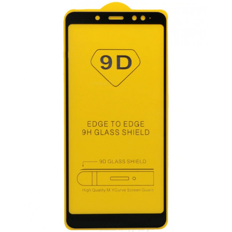 Оригинальное защитное стекло для смартфона Xiaomi Redmi Note 4X (9D)