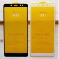 Оригинальное защитное стекло для смартфона Xiaomi Redmi Note 5 (9D)