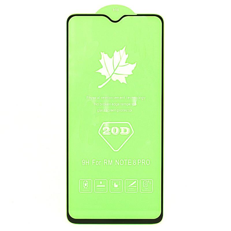 Оригинальное защитное стекло для смартфона Xiaomi Redmi Note 8 Pro 20D