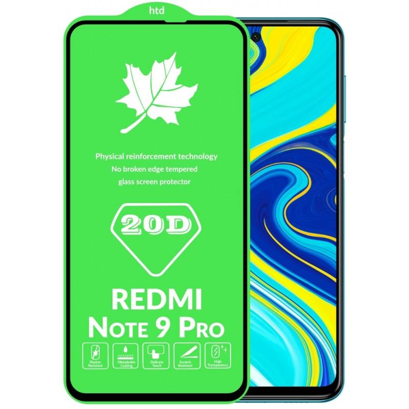 Оригинальное защитное стекло для смартфона Xiaomi Redmi Note 9 Pro/note 9S (20D)