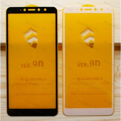 Оригинальное защитное стекло для смартфона Xiaomi Redmi S2 9D