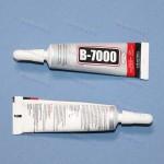 Клей герметик B7000 в тюбике прозрачный 15 мл