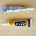 Клей герметик T7000 в тюбике черный 15 мл