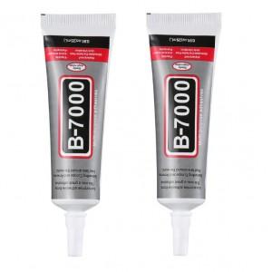 Клей герметик B7000 в тюбике прозрачный 25 мл