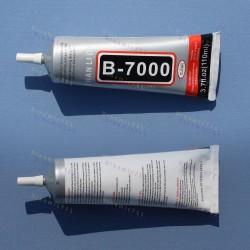 Клей герметик B7000 в тюбике прозрачный 110 мл