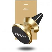 Магнитный автомобильный держатель для смартфона Air Vent ROCK