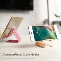 Универсальный алюминиевый металл держатель для телефона, планшетного ПК, смарт-часов