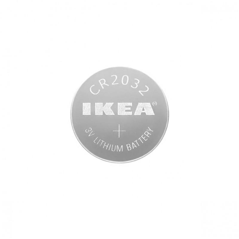 Оригинальная литиевая батарея CR2032 3V IKEA PLATTBOJ 1шт.