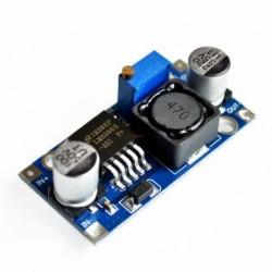 Импульсный понижающий модуль питания, преобразователь Микросхема - LM2596S  24V 3A