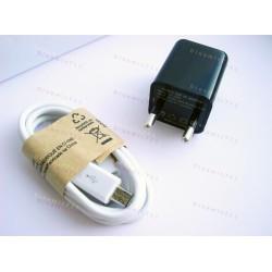 Зарядное устройство 2А + Кабель micro usb 2.0  (К-Т)