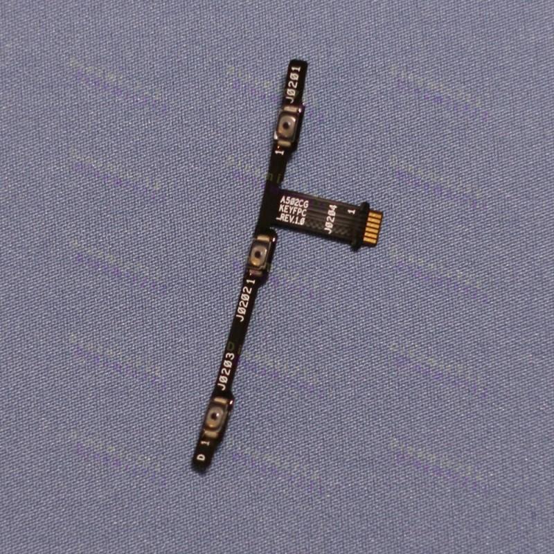 Оригинальная кнопка, шлейф для включения и выключения Asus 2 Laser ZE500KL, Asus 5 Lite A502CG датчик