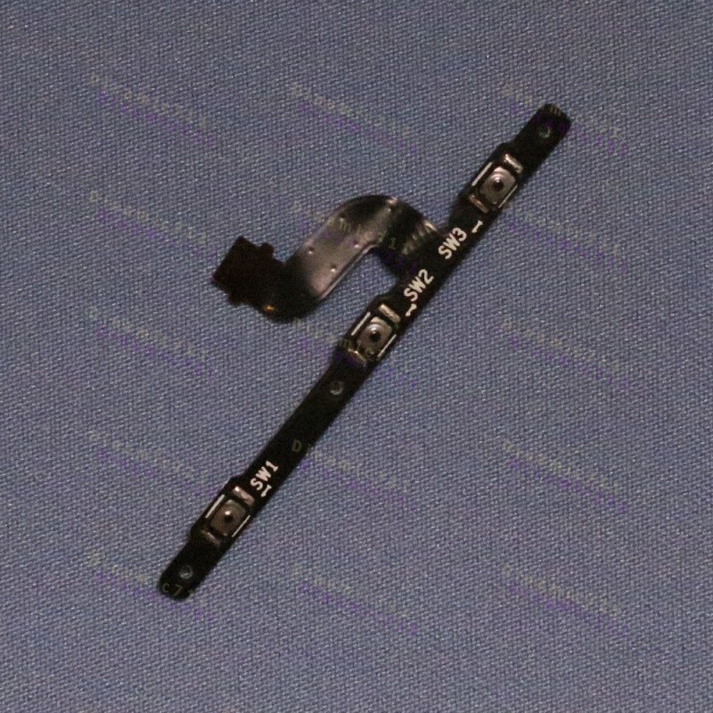 Оригинальная кнопка, шлейф для включения и выключения Asus zenfone 4 A450CG датчик