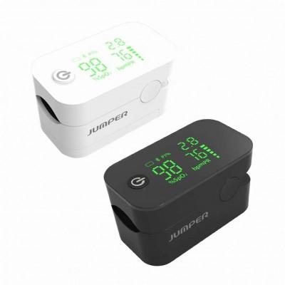 Jumper JPD-500G пальчиковый пульсоксиметр с Bluetooth 3в1