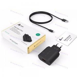 Зарядное устройство Original Aukey turbo (PA-U28 2.0 18W USB)