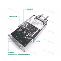 Зарядное устройство Original Tiegem USB адаптер на 2 юсб входа 5V, 2.1A
