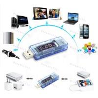 "USB тестер ""Доктор"" KEWEISI KWS-V20 вольтметр амперметр детектор мощности и тока"