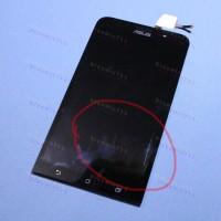 Оригинальный ЛСД экран и Тачскрин сенсор Asus zenfone 2 ZE551ML Black модуль (Уценка) #4