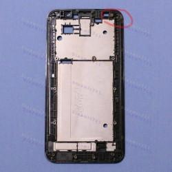 Оригинальная внутренняя Рамка для Asus zenfone 2 ZE551ML Black (Уценка) #7